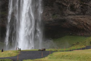 Iceland water fall
