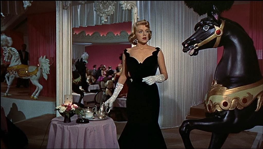 Bixs In Depth Look At The Fashion In White Christmas Thats My Bix
